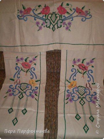 Вышивка крестом: Память о бабушке фото 3