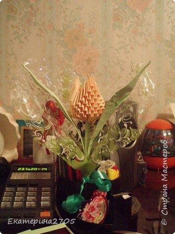 Оригами модульное: Первые работы в технике модульного оригами фото 6