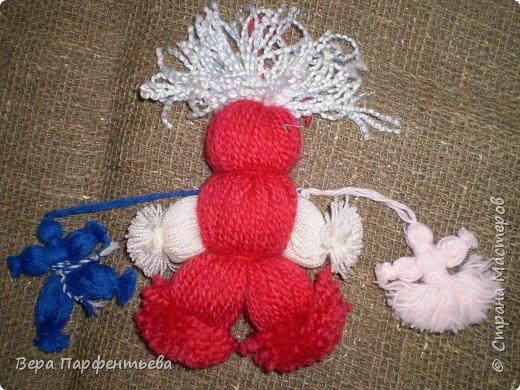 Обрядовые куклы: Кувадки, Желанница, Мировое дерево, Мартинички, Владимирская столбушка, Узелковые куклы, Свадебная обрядовая фото 4
