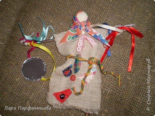 Обрядовые куклы: Кувадки, Желанница, Мировое дерево, Мартинички, Владимирская столбушка, Узелковые куклы, Свадебная обрядовая фото 2