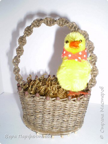 Плетение: Корзиночки фото 3