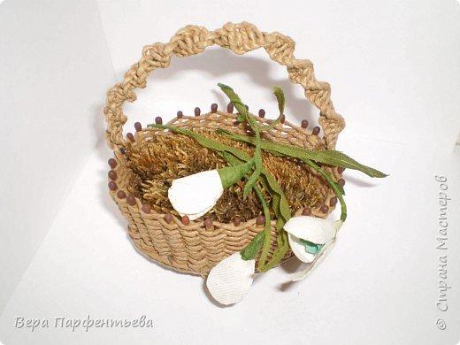 Плетение: Корзиночки фото 4