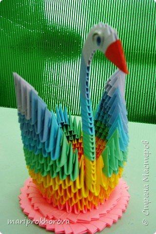 Оригами модульное: Работы моих учеников фото 1