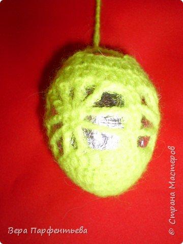 Вязание крючком: К Пасхе фото 5