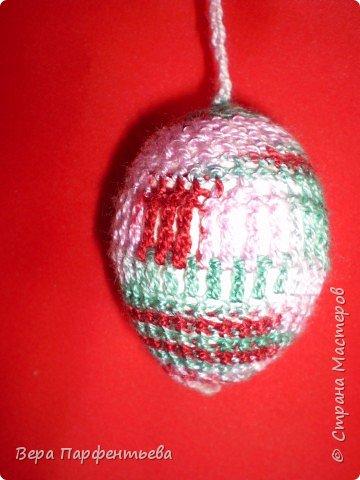 Вязание крючком: К Пасхе фото 7