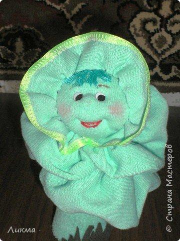 Игрушка мягкая: Уродилась у меня дивная капустка. фото 1