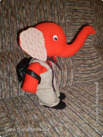 Шитьё: Наши слоники фото 2