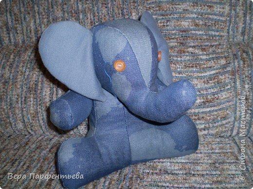 Шитьё: Наши слоники фото 4