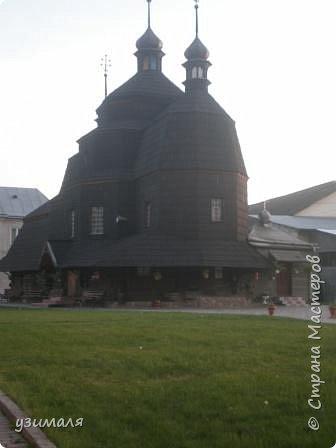 Вознесенская церковь(г.Чортков) фото 1