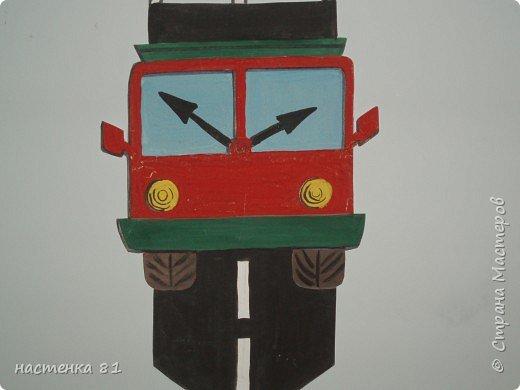 часы-трамвай фото 1