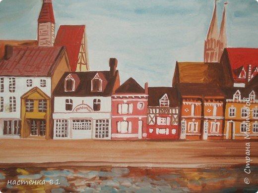 город средневековья фото 1