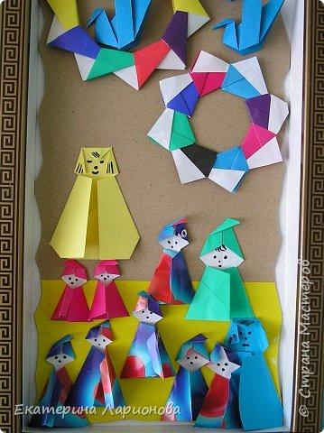 Оригами: Оригами для больших и маленьких фото 8
