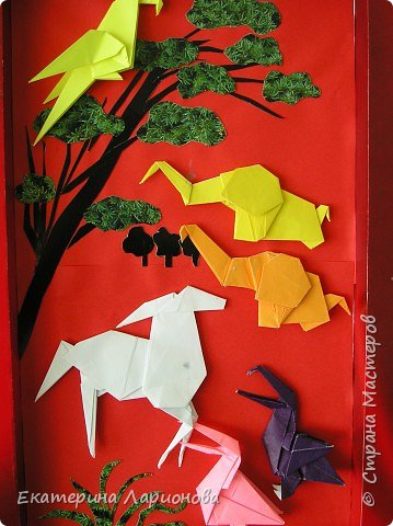 Оригами: Оригами для больших и маленьких фото 12