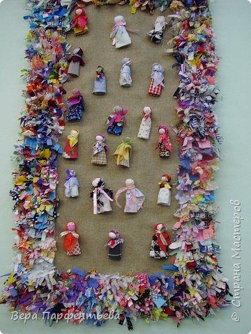Обрядовые куклы: Кувадки, Желанница, Мировое дерево, Мартинички, Владимирская столбушка, Узелковые куклы, Свадебная обрядовая фото 6