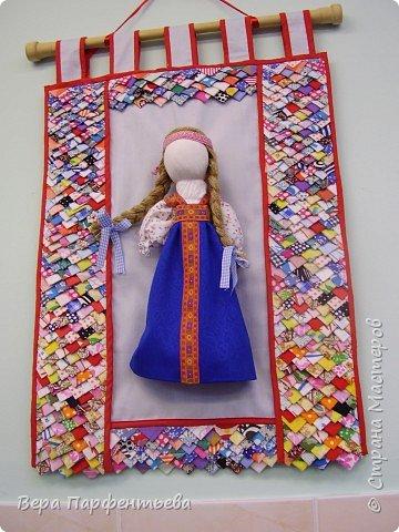 Обрядовые куклы: Кувадки, Желанница, Мировое дерево, Мартинички, Владимирская столбушка, Узелковые куклы, Свадебная обрядовая фото 5
