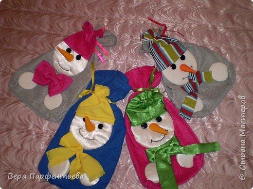 Мешочки для подарков фото 2