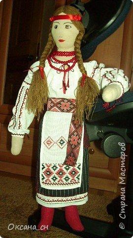 Шитьё: Кукла