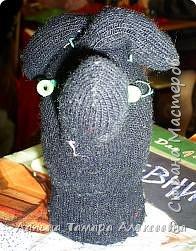 Шитьё: Куклы из носков и перчаток фото 1