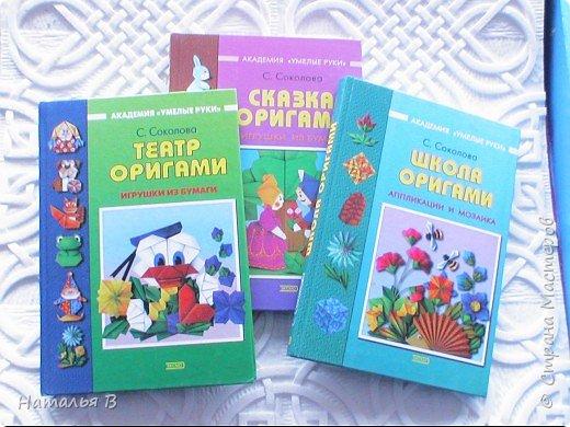 Замечательые книги по оригами фото 2