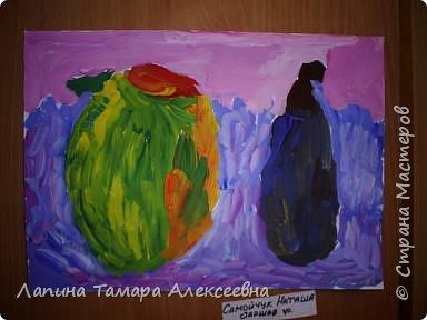 Рисование и живопись: Фрукты фото 2