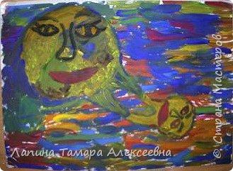 Рисование и живопись: Планетяшки