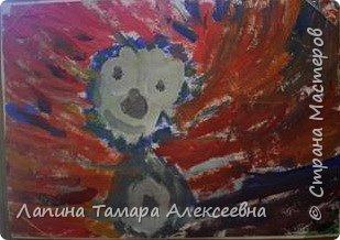 Рисование и живопись: Портреты инопланетян фото 5