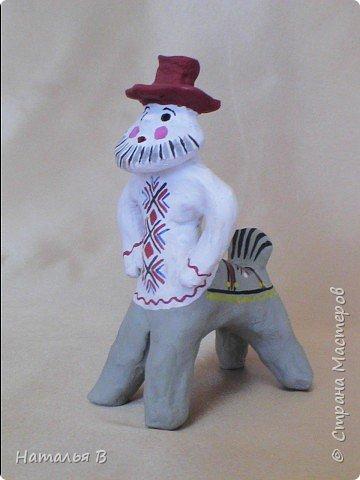 Лепка: Игрушки из глины фото 2