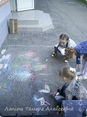 ! июня проходил конкурс рисунков в культурном центре им.Столыпина. фото 2