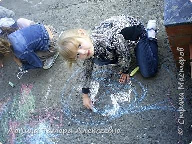 ! июня проходил конкурс рисунков в культурном центре им.Столыпина. фото 3