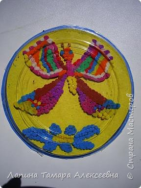 Бабочка Насти Блинковой фото 2