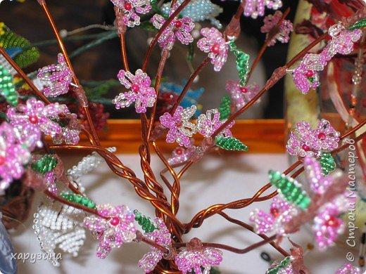 Бисероплетение: Яблони в цвету... фото 2