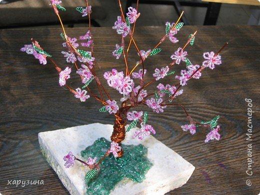 Бисероплетение: Яблони в цвету... фото 1