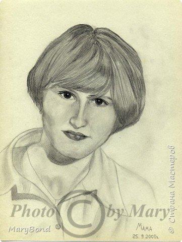 Портрет мамы-2