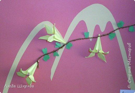 Оригами модульное: Весна фото 1
