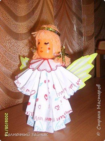 Оригами: куколки фото 1