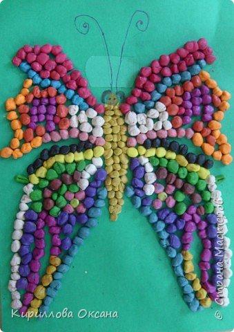 Мозаика: Бабочка