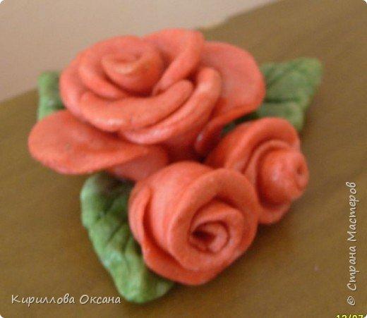 Лепка: Розы