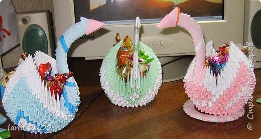 Оригами модульное: Подарки фото 1