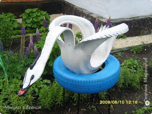 таких лебедей делают у нас фото 2