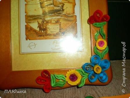 Квиллинг: Рамочки для мамочки фото 3