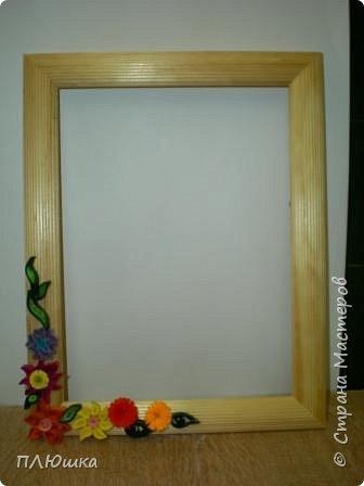 Квиллинг: Рамочки для мамочки фото 6