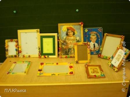 Квиллинг: Рамочки для мамочки фото 7