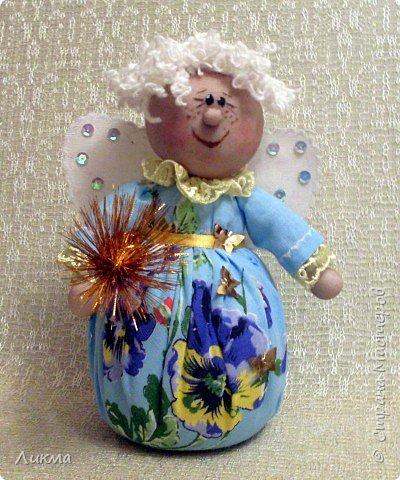 Игрушка мягкая: Тетушка Цветочная Фея фото 1