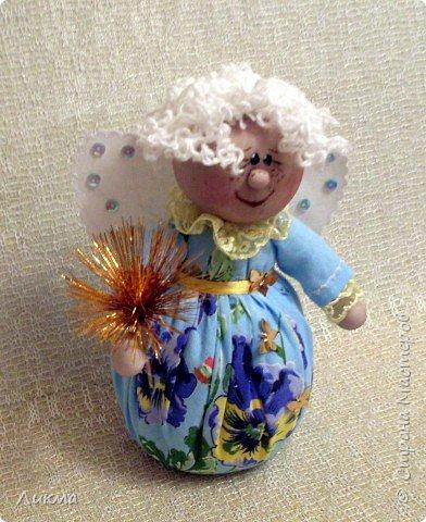 Игрушка мягкая: Тетушка Цветочная Фея фото 3