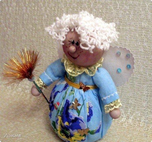 Игрушка мягкая: Тетушка Цветочная Фея фото 2