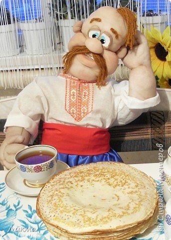 Эх, провожу зимушку по русскому обычаю