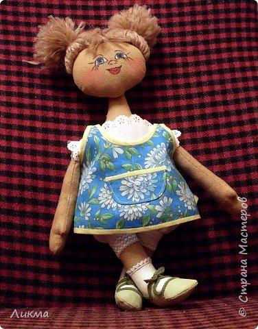 Шитьё: Кукла Юлька фото 3