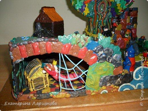 Пластилиновая сказка фото 3