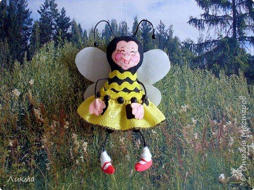 Шитьё: Пчелка Жужа фото 1