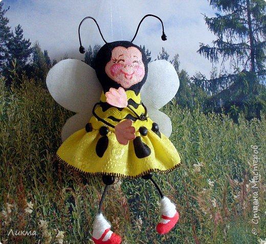 Шитьё: Пчелка Жужа фото 2